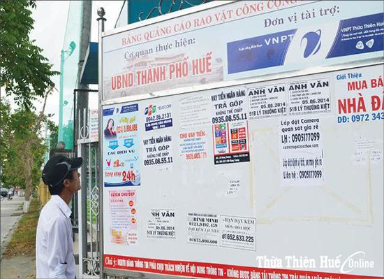 thi công biển quảng cáo tại Huế
